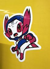 202098銀座線オリンピックキャラクター2
