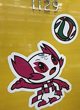202099銀座線オリンピックキャラクター3