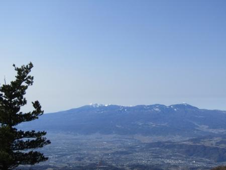 200326高峰山 (2)八ヶ岳s