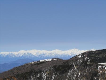 200326高峰山 (8)鹿島槍ヶ岳s