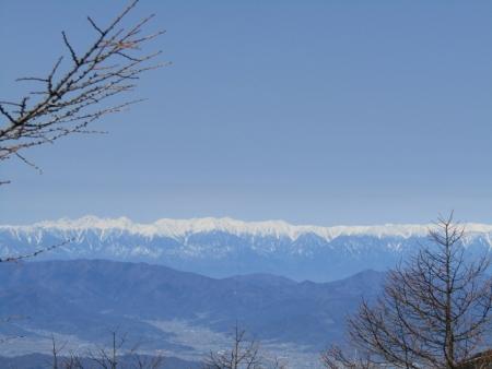 200326高峰山 (9)大キレットs