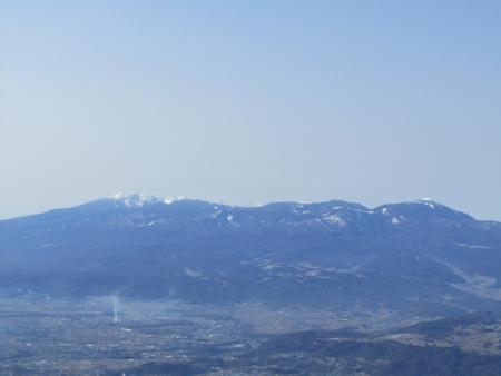 200326高峰山 (13)八ヶ岳s
