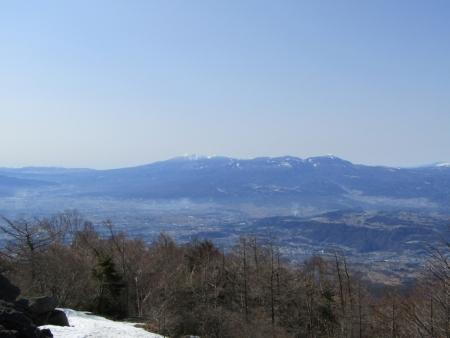 200326高峰山 (19)八ヶ岳、佐久平s