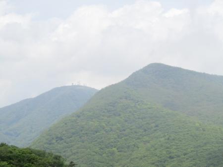 200603荒山~鍋割山~前浅間 (29)荒山・地蔵岳s