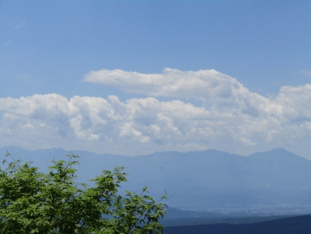 200616浅間隠山と周辺 (11)八ヶ岳s