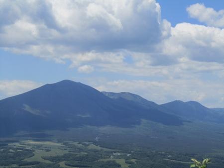 200616浅間隠山と周辺 (30)浅間山~篭ノ登山s
