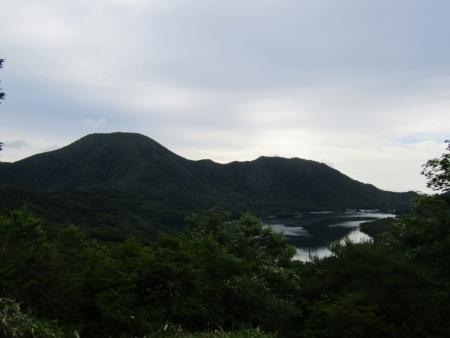 200705五輪尾根 (11)黒檜山s