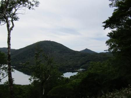 200705五輪尾根 (26)地蔵岳s