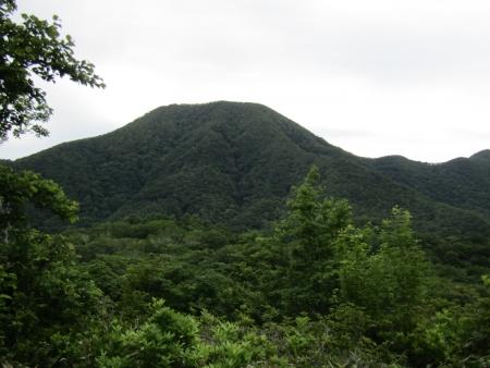 200705五輪尾根 (29)黒檜山s