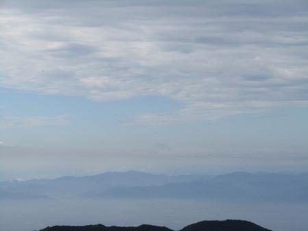 200909鈴ヶ岳・鷹巣 (8)富士山s