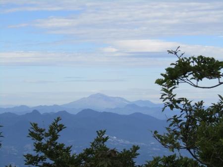 200909鈴ヶ岳・鷹巣 (10)浅間山s