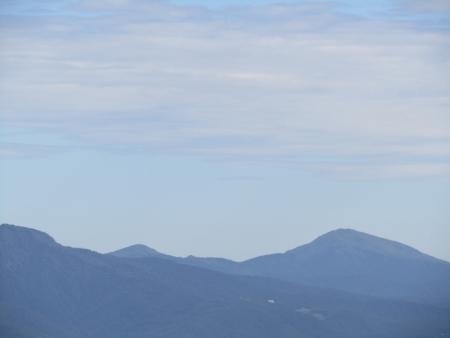 200909鈴ヶ岳・鷹巣 (17)笠ヶ岳~至仏山s