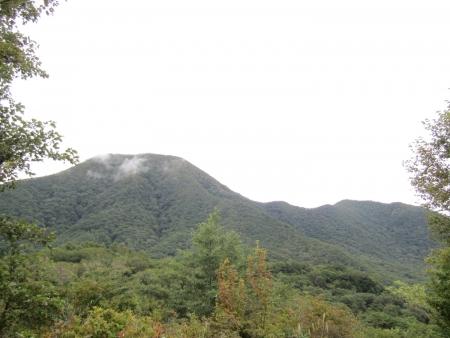 200919赤城山大沼一周縦走 (7-1)黒檜山s
