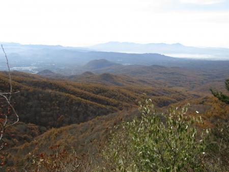 201101鼻曲山・満天山 (28)八ヶ岳s