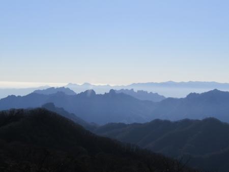 201122碓氷峠~一ノ字山~子持山 (8)妙義山s