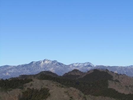 210120鳴神山 (34)袈裟丸山・皇海山s