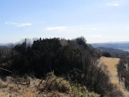 210223浅間山~猪ノ毛山 (15)浅間山s