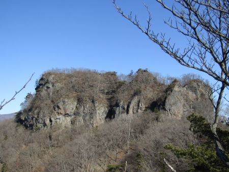 210228山急山~中尾山~東矢ヶ崎山 (16)山急山s