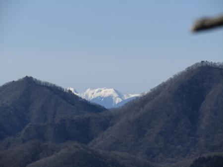 210228山急山~中尾山~東矢ヶ崎山 (21)八ヶ岳s