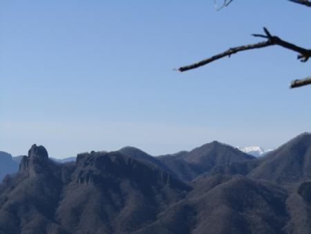 210228山急山~中尾山~東矢ヶ崎山 (23)高岩・八ヶ岳s