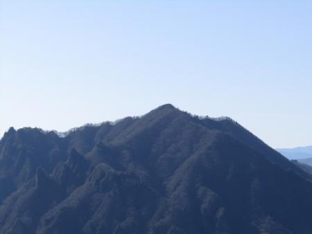 210228山急山~中尾山~東矢ヶ崎山 (24)谷急山s