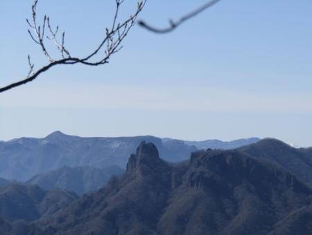 210228山急山~中尾山~東矢ヶ崎山 (42)荒船山・高岩s
