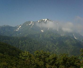 060805越後駒ヶ岳