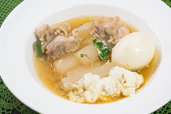 ダイコンのスープ
