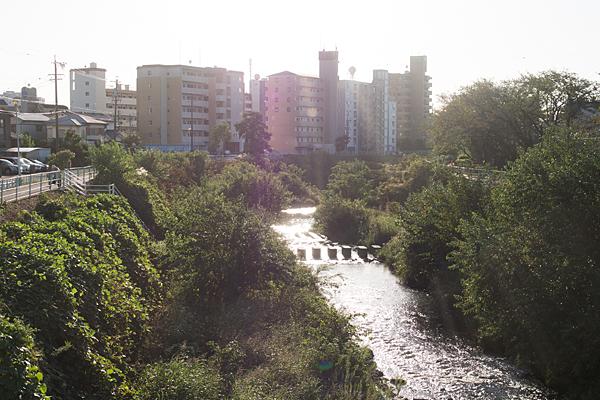 香流川風景