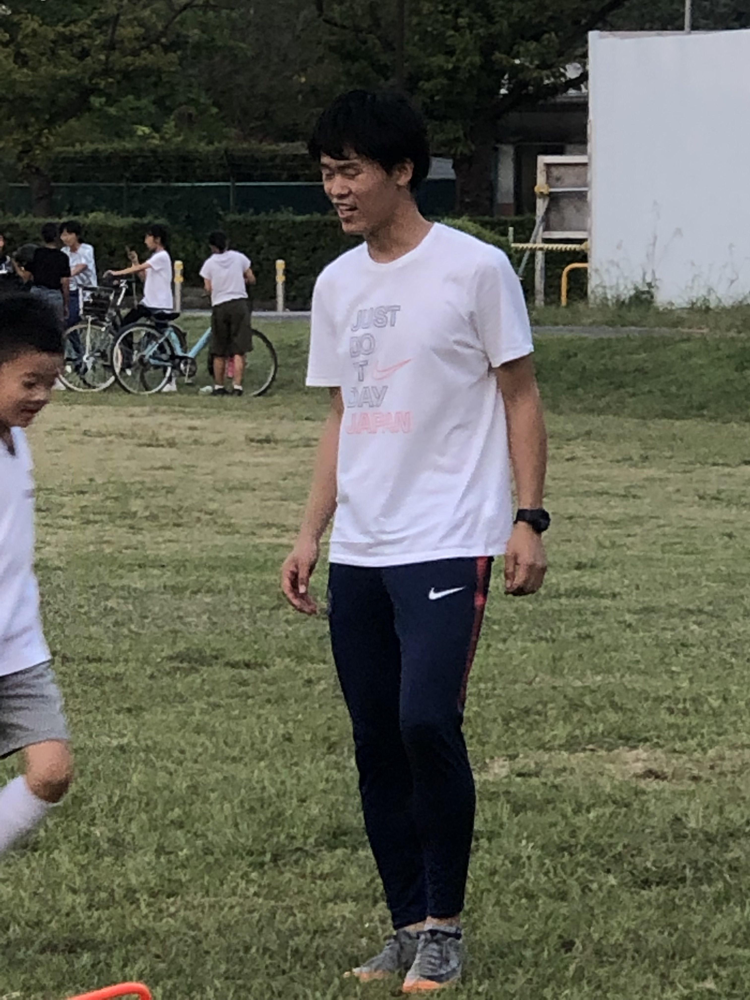 清水コーチのパーソナルトレーニングコース