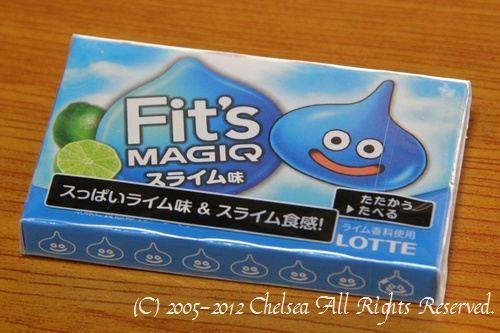 Fit'sとドラゴンクエストコラボ商品
