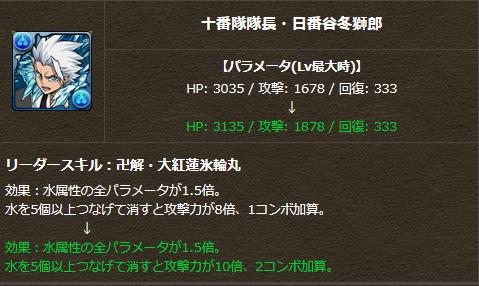 十番隊隊長・日番谷冬獅郎