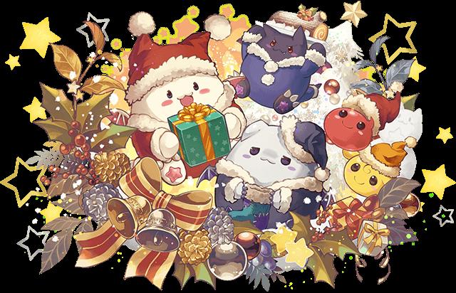 クリスマスたまドラ