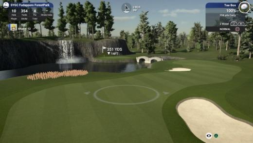 フダッポロ森林公園ゴルフクラブ (2)
