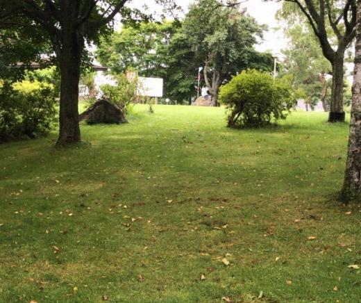 上士幌町たか台公園パークゴルフ場 (1)