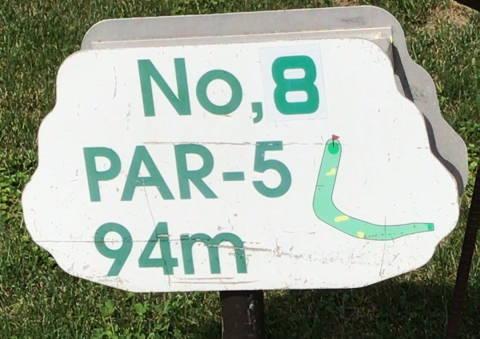 東神楽森林公園パークゴルフ場いちい8 (1)