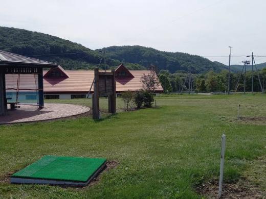 足寄_螺湾農村公園パークゴルフ場 (2)
