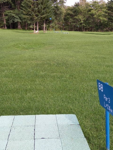 足寄_芽登パークゴルフ場エゾシカコース (11)