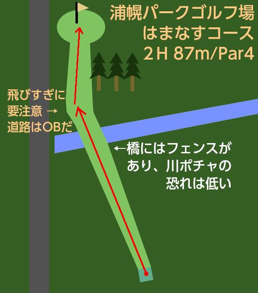 浦幌PG場 はまなす2番_図