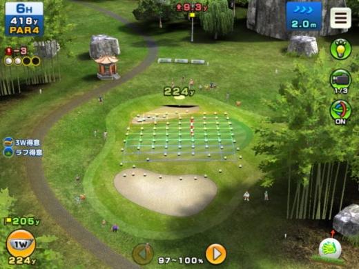 clap hanz golf をプレー第12回-タイヨウ君の修行 (2)