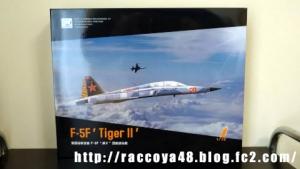 1/72 ドリームモデル F-5F タイガーII