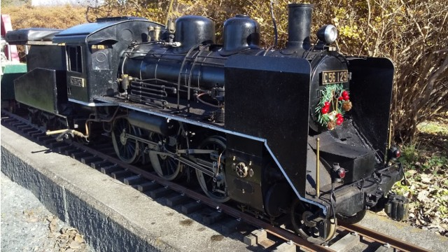 クリスマス列車 2020