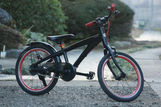 ブリジストン レベナ 子供用自転車 黒