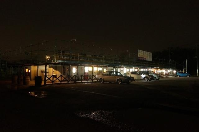 マツダルーチェで中古タイヤ市場相模原店へ