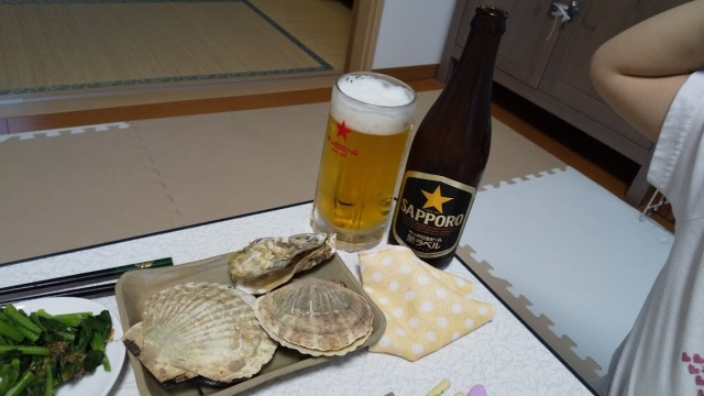 ビールがうまい、サッポロがうまい!