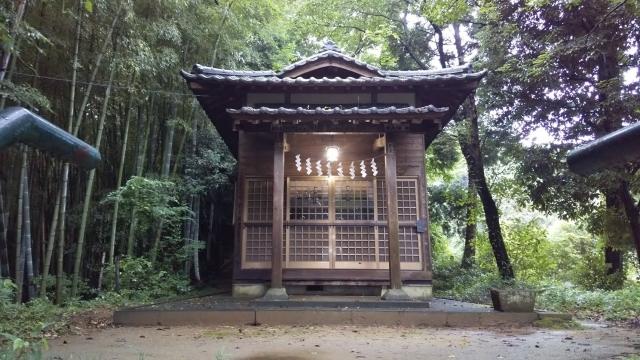 百草の大宮神社