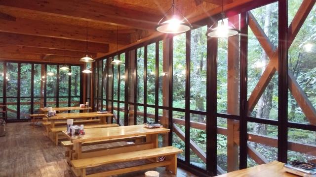 レストラン 食堂 もみの木