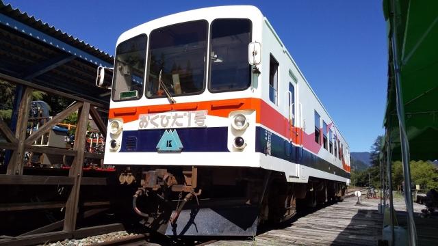 神岡鉄道の気動車