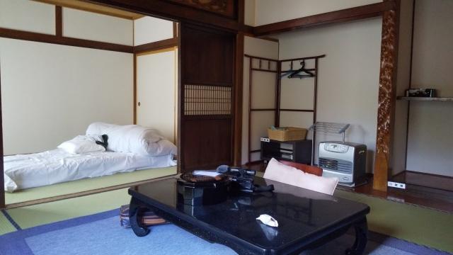 いかりや町田民宿さんのお部屋