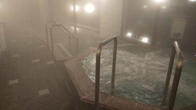 ファインビュー室山の大浴場